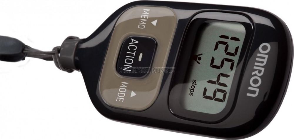 Шагомер Omron Walking Style III HJ-203-EK