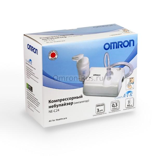 Небулайзер ингалятор Omron CompAIR NE-C24