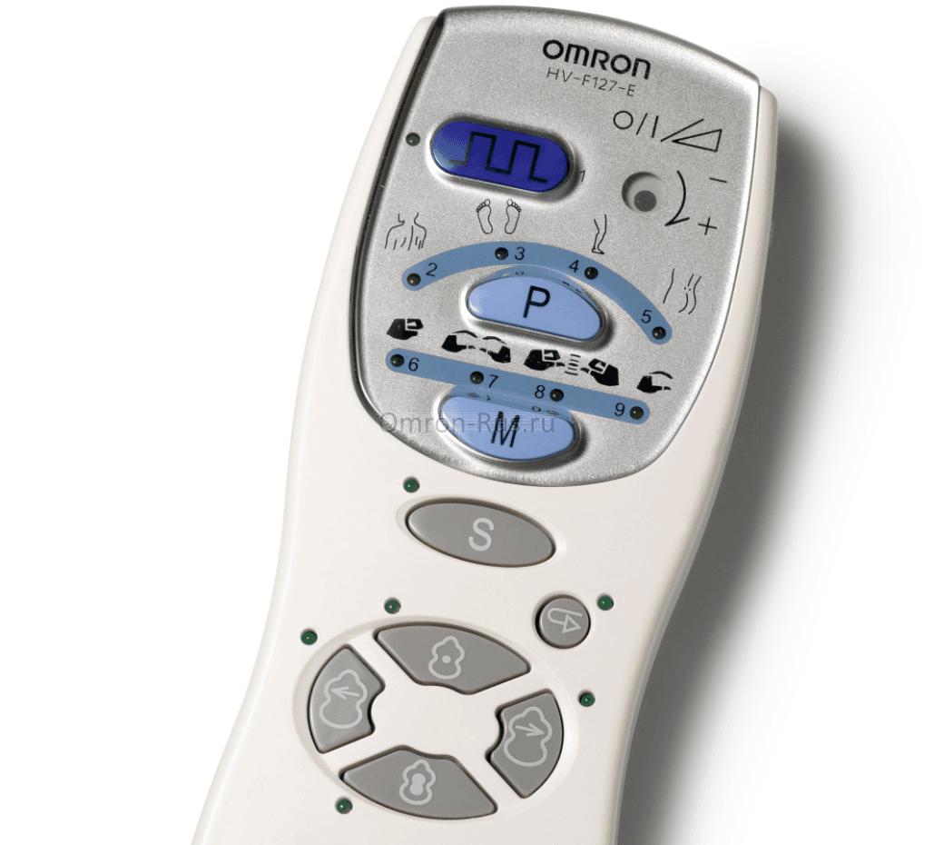 Миостимулятор Omron E2 Elite HV-F127-E