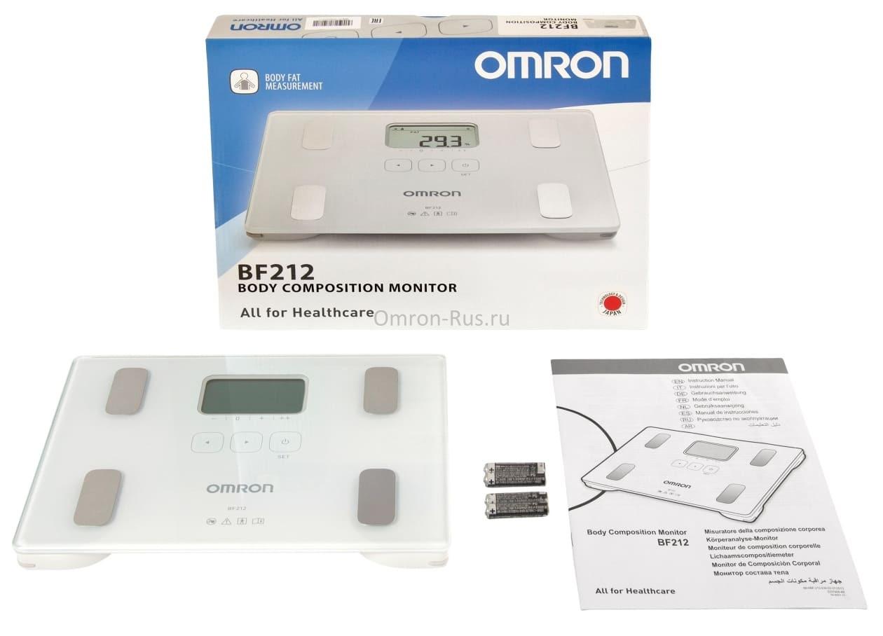 жироанализатор Omron BF-212
