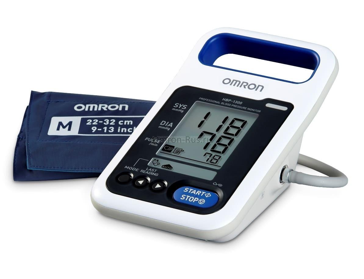тонометр Omron HBP-1300