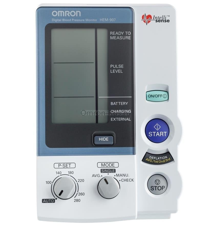 Профессиональный тонометр Omron HEM-907
