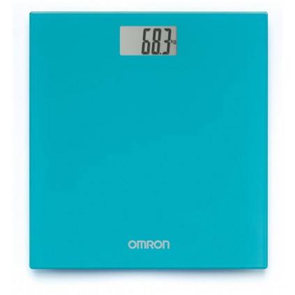 Весы напольные Omron HN-289 (бирюзовые)